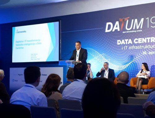 Conference DATUM 2019: DATA CENTRES – IT INFRASTRUCTURE