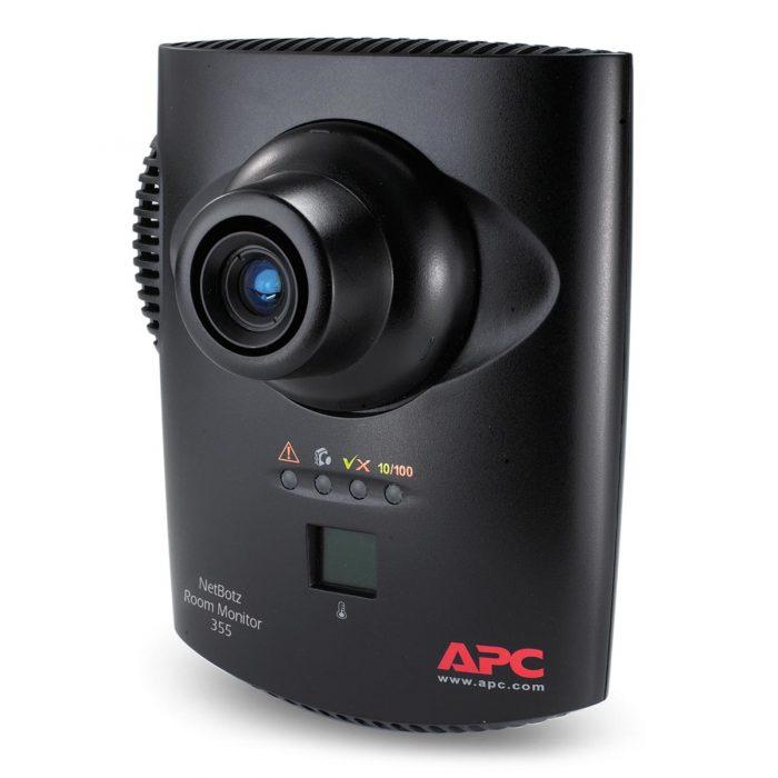 NetBotz senzori, kamere, licence, pametni uređaji namenjeni za bezbednost i okruženje.
