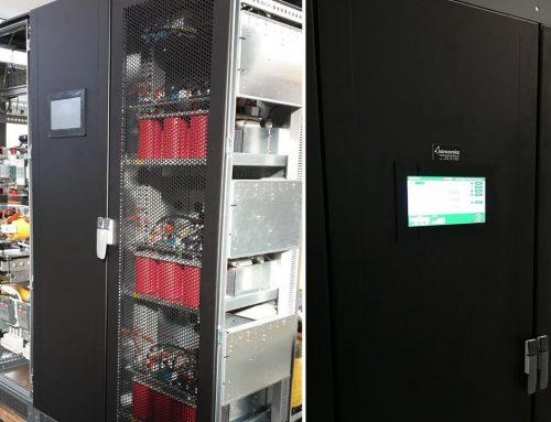 On-line FAT, isporuka i ugradnja stabilizatora 800kVA